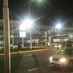 Kenyatta Airport, Nairobi