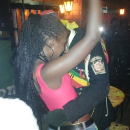 Instead of sleeping, we had a taste of K1, the reggae Klubhouse. Need i say more?